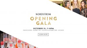 Nordstrom, Gala, Yorkdale Mall, Toronto
