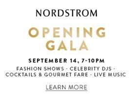 Nordstrom, Gala, Eaton Centre, Toronto